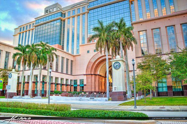Palm Beach County Courthouse West Palm Beach